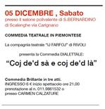 Commedia Dialettale
